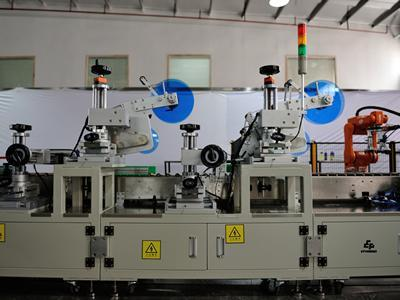 Automatic water bottle production line