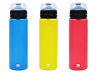 Silicone Foldable Water Bottle