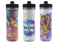 Insulated PP Squeeze Bottle